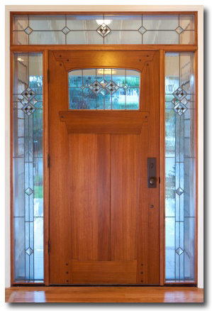Front Door Glass on Entry Doors With Glass  Adding Style To Your Front Entry    Home